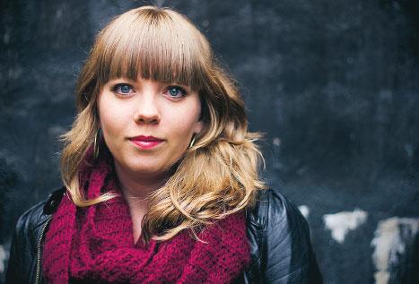 Poeten Jenny Wrangborg